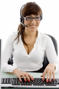 medical transcription is a great work at home portable career